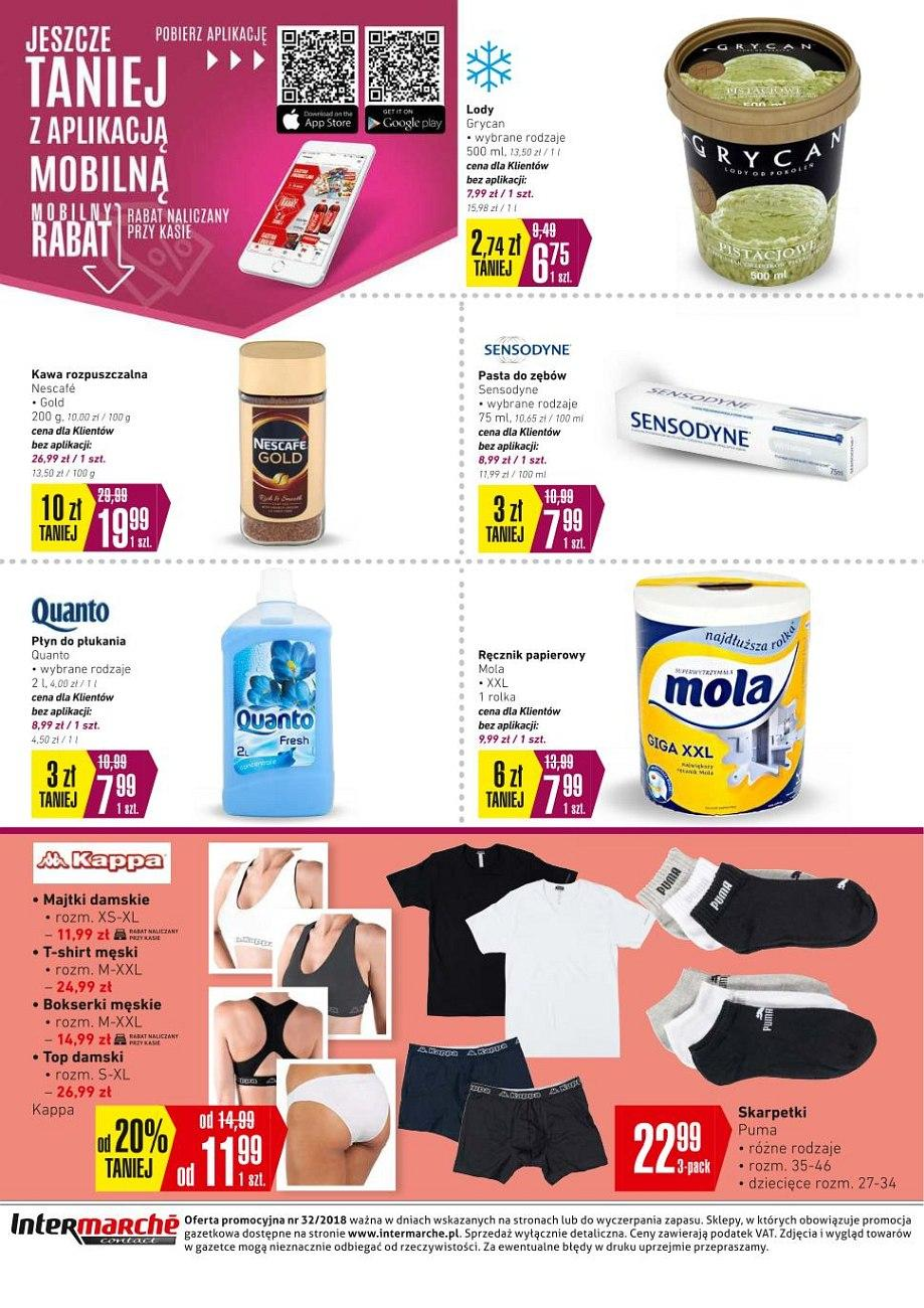 Gazetka promocyjna Intermarche do 13/08/2018 str.20