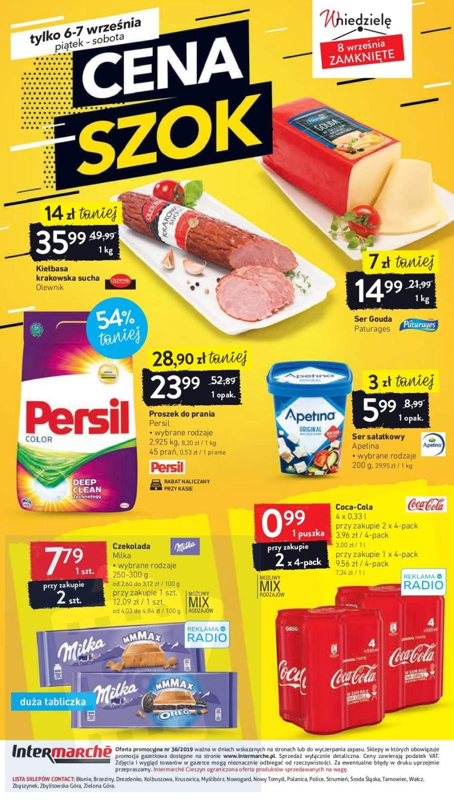 Gazetka promocyjna Intermarche do 09/09/2019 str.24