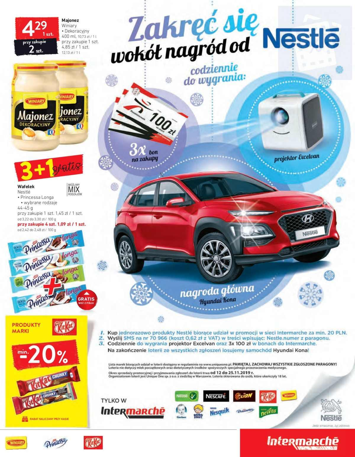 Gazetka promocyjna Intermarche do 18/11/2019 str.24