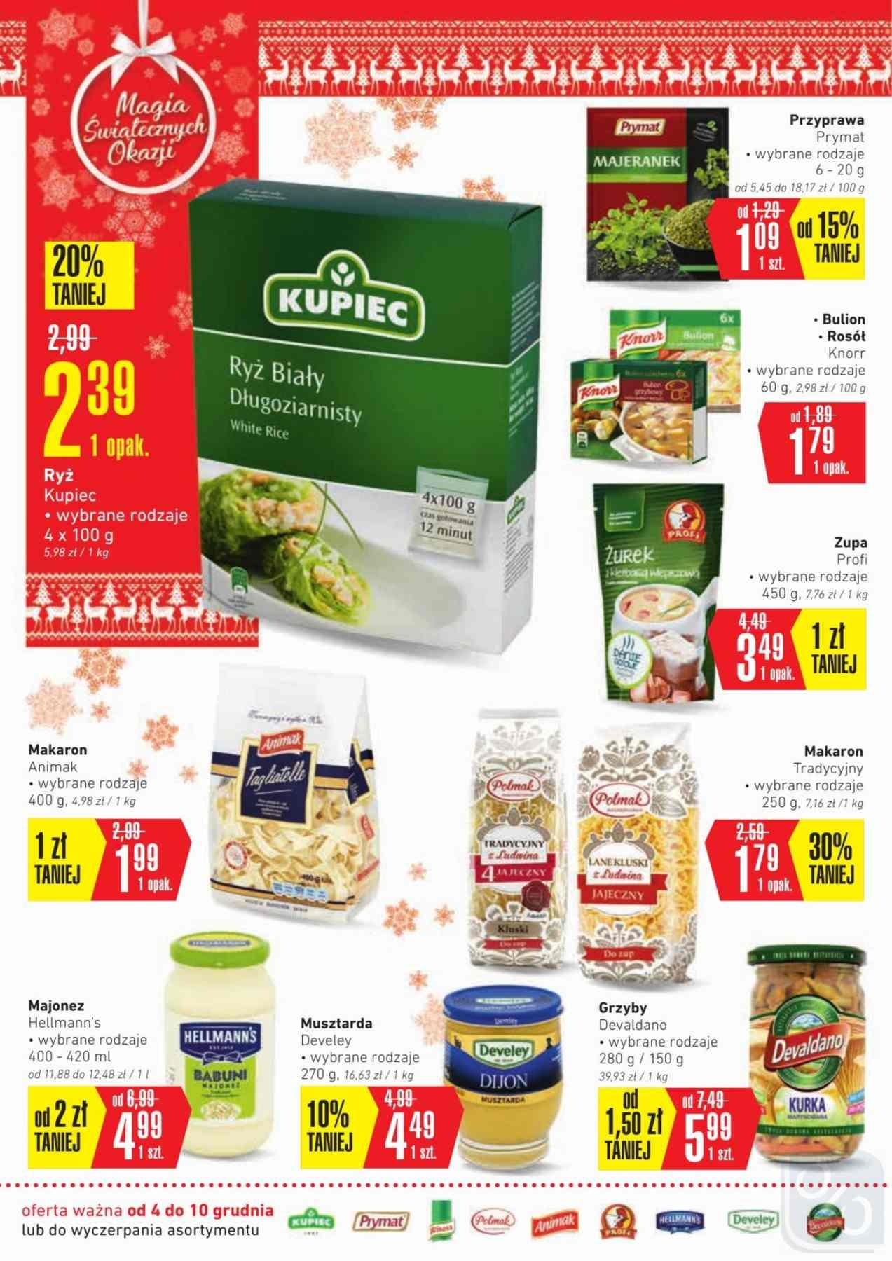 Gazetka promocyjna Intermarche do 10/12/2018 str.14