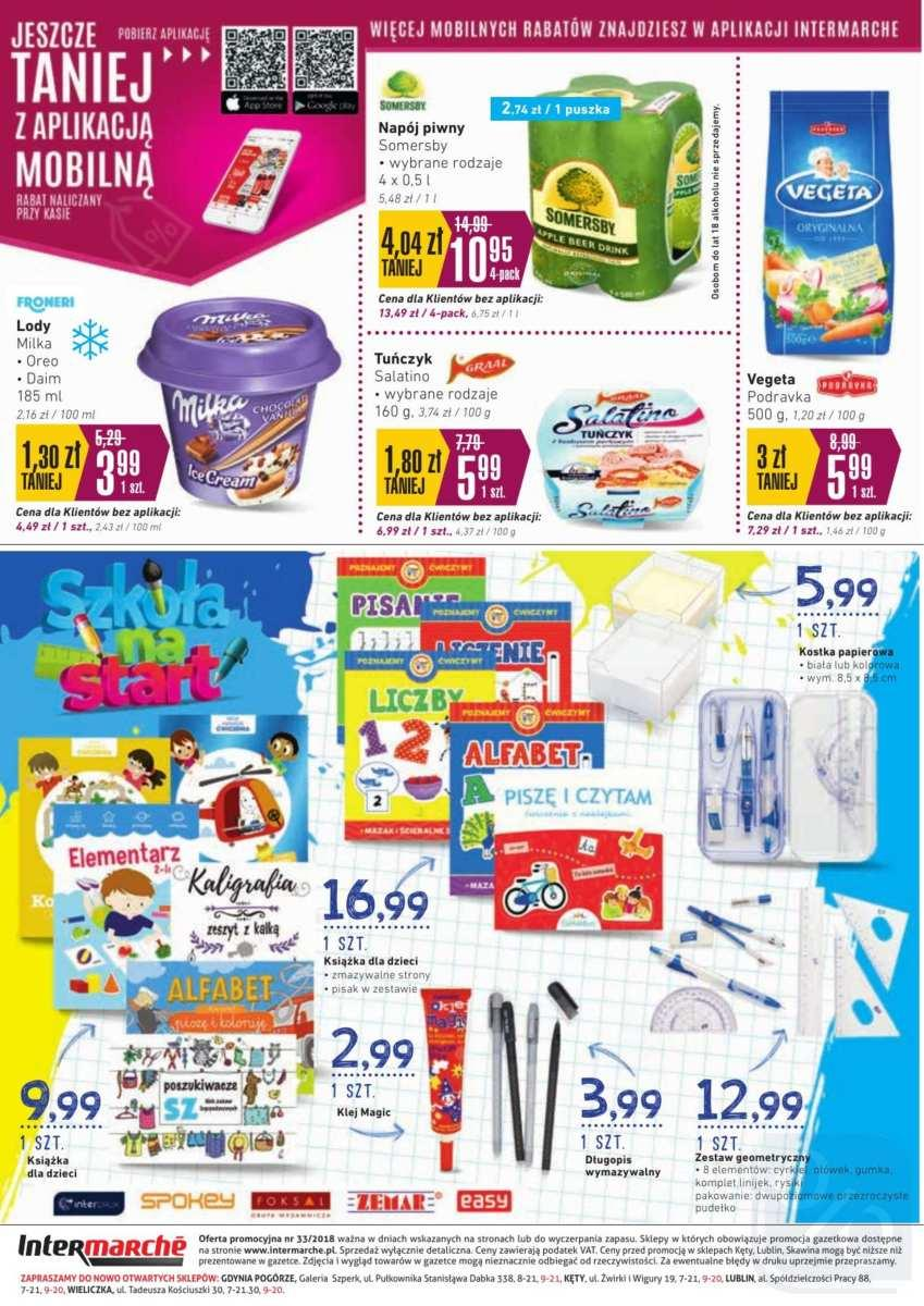Gazetka promocyjna Intermarche do 20/08/2018 str.16