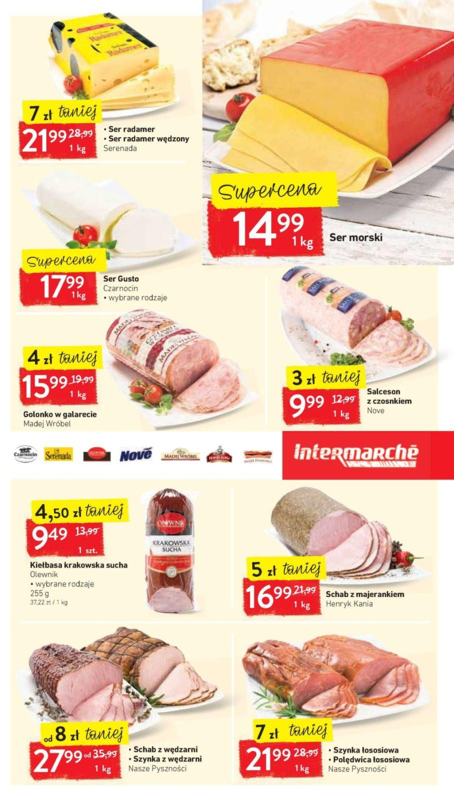 Gazetka promocyjna Intermarche do 01/04/2019 str.9
