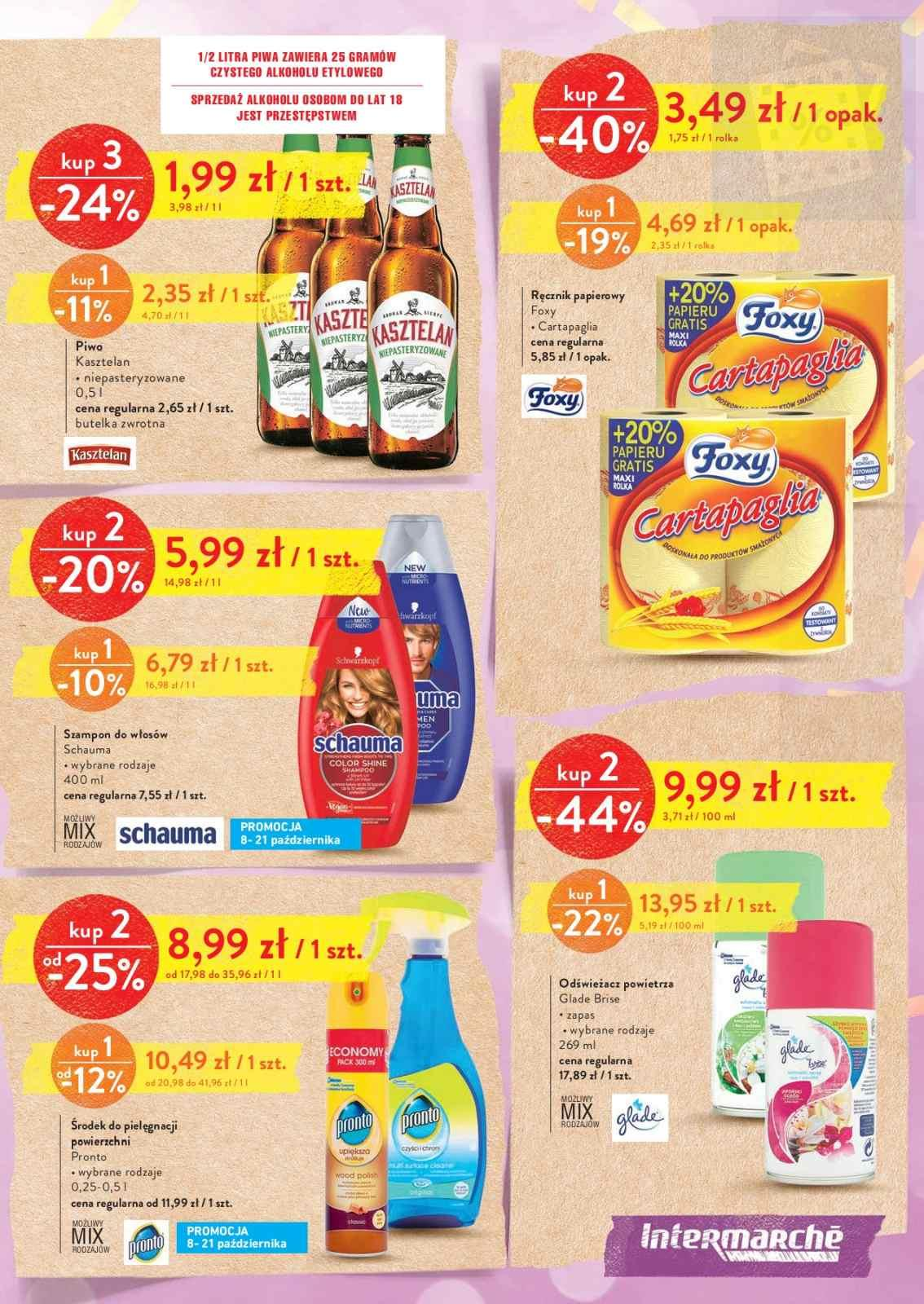 Gazetka promocyjna Intermarche do 14/10/2019 str.5