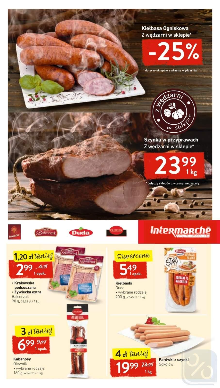 Gazetka promocyjna Intermarche do 22/07/2019 str.8