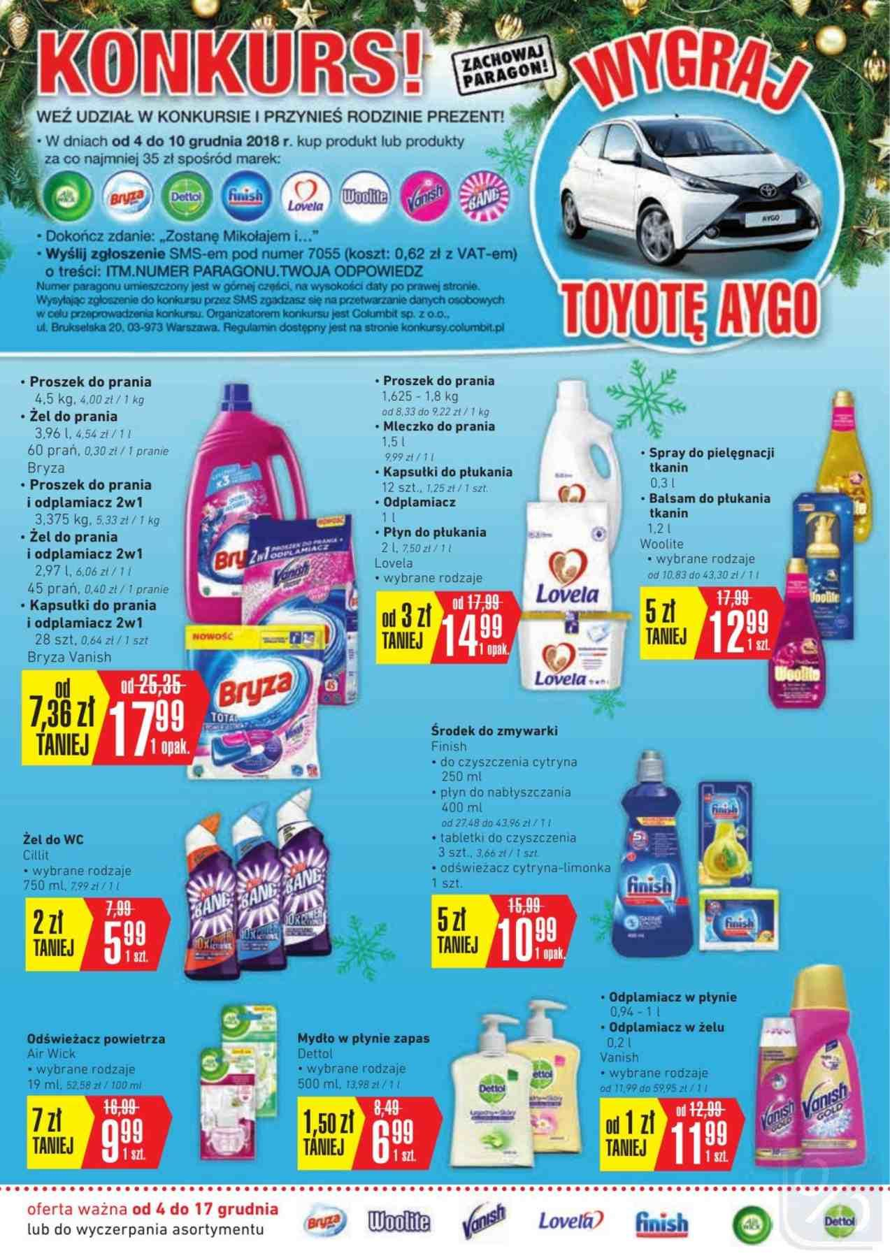 Gazetka promocyjna Intermarche do 10/12/2018 str.21
