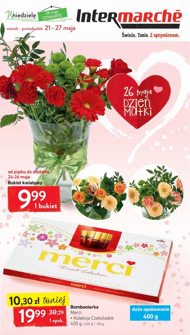 Gazetka promocyjna Intermarche do 27/05/2019 str.1