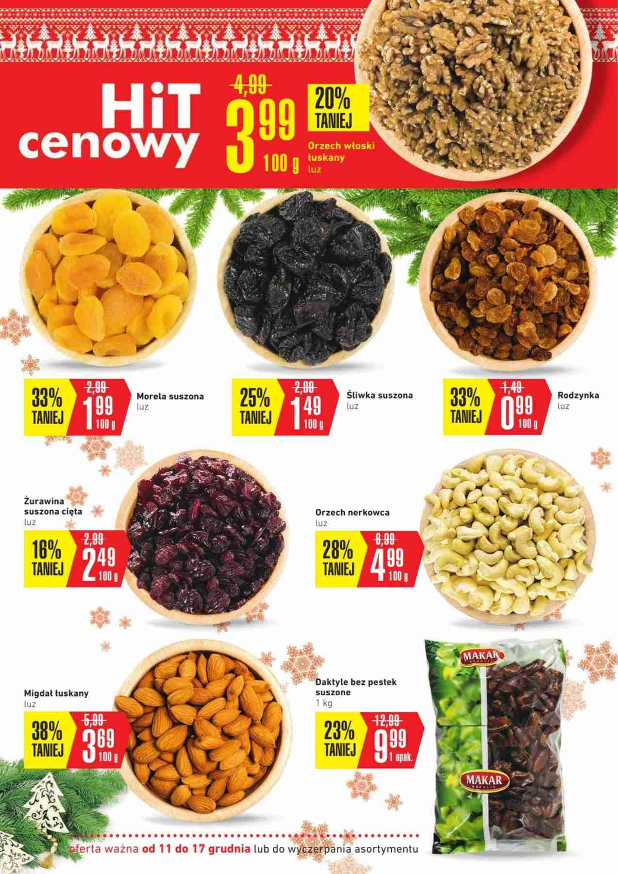 Gazetka promocyjna Intermarche do 17/12/2018 str.6