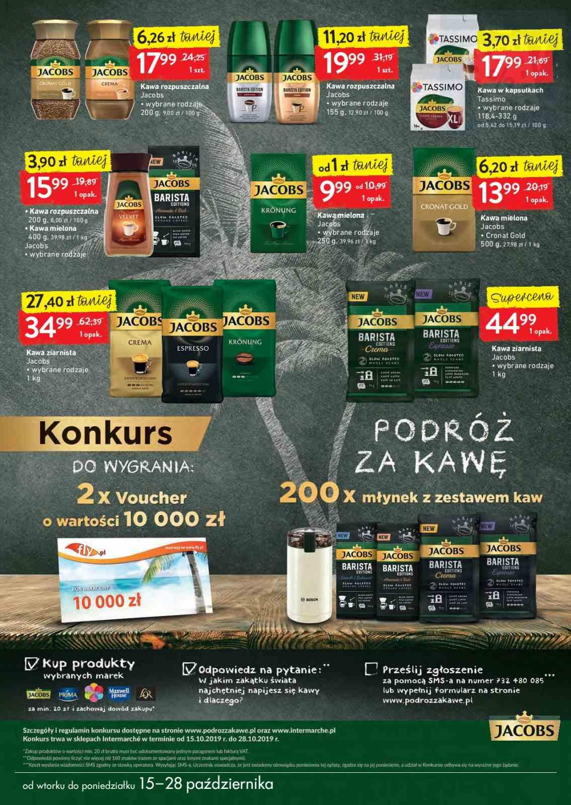 Gazetka promocyjna Intermarche do 21/10/2019 str.22