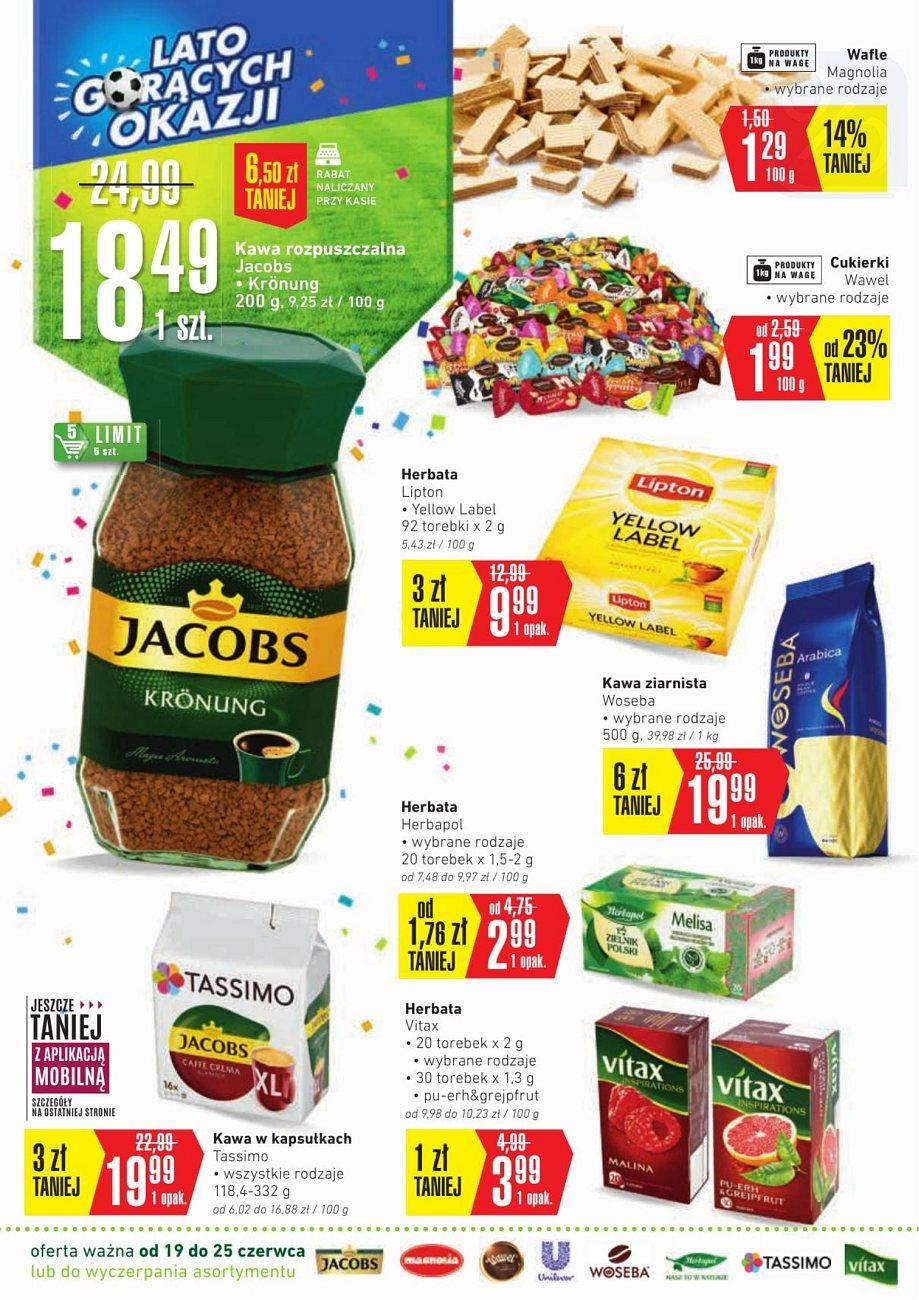 Gazetka promocyjna Intermarche do 25/06/2018 str.19