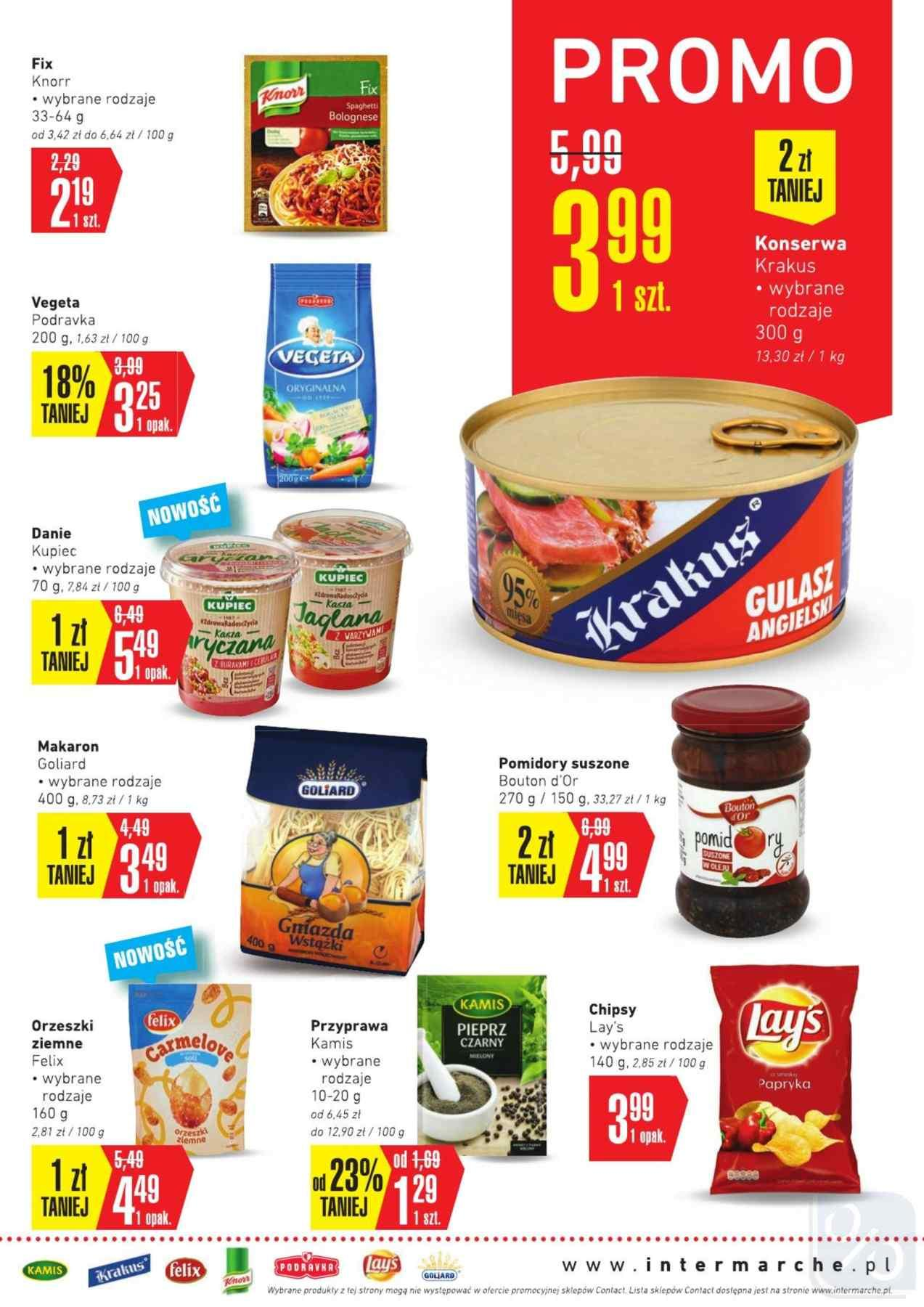Gazetka promocyjna Intermarche do 12/11/2018 str.15