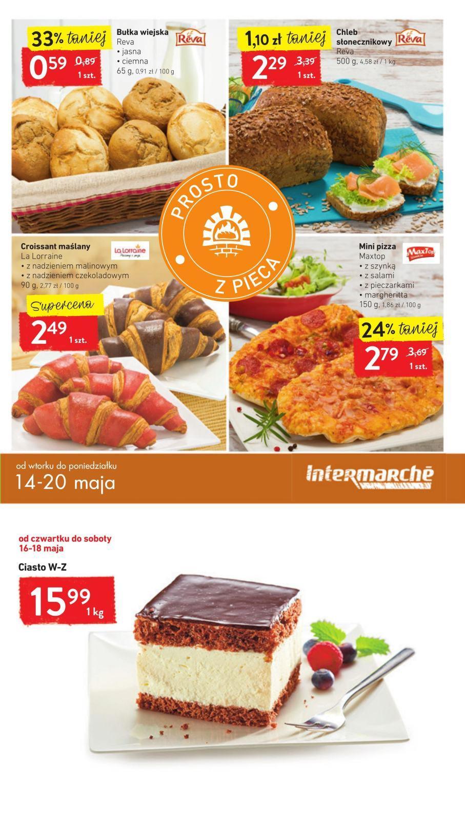 Gazetka promocyjna Intermarche do 20/05/2019 str.4