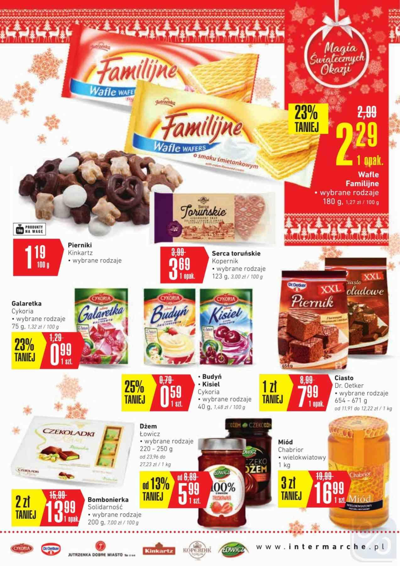Gazetka promocyjna Intermarche do 10/12/2018 str.17