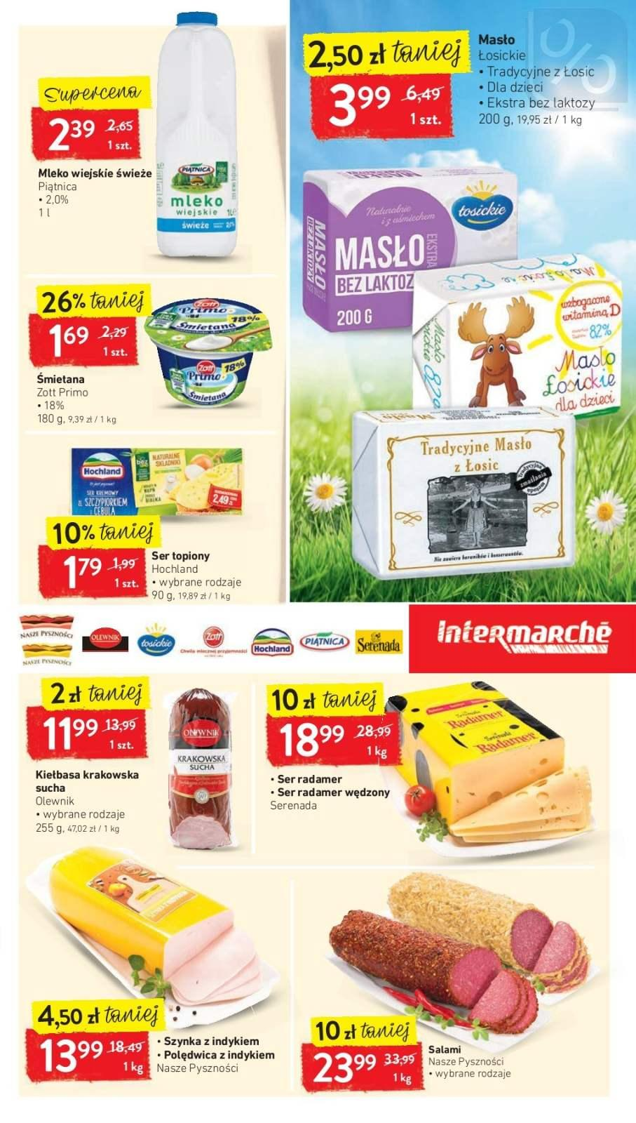 Gazetka promocyjna Intermarche do 15/07/2019 str.10