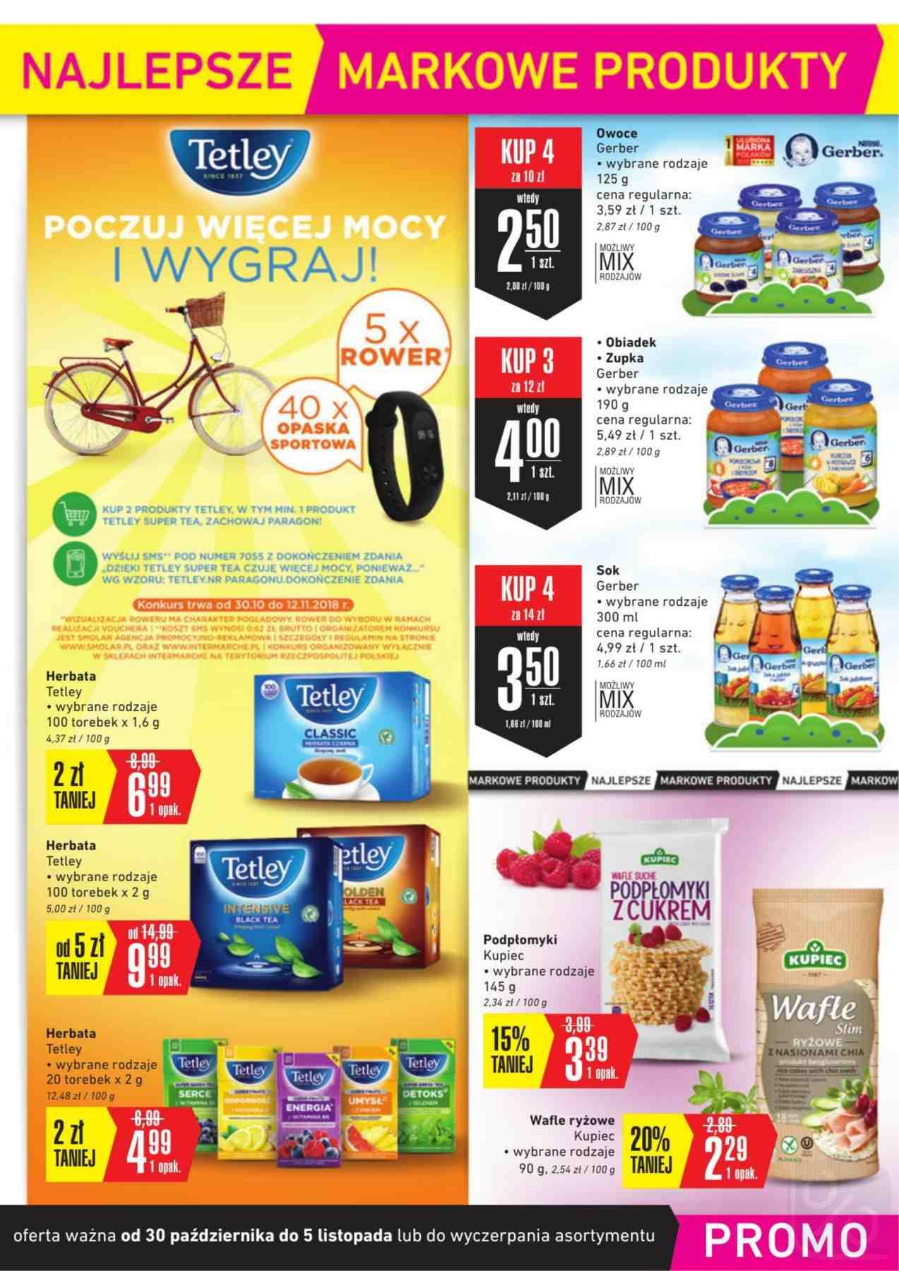 Gazetka promocyjna Intermarche do 05/11/2018 str.24