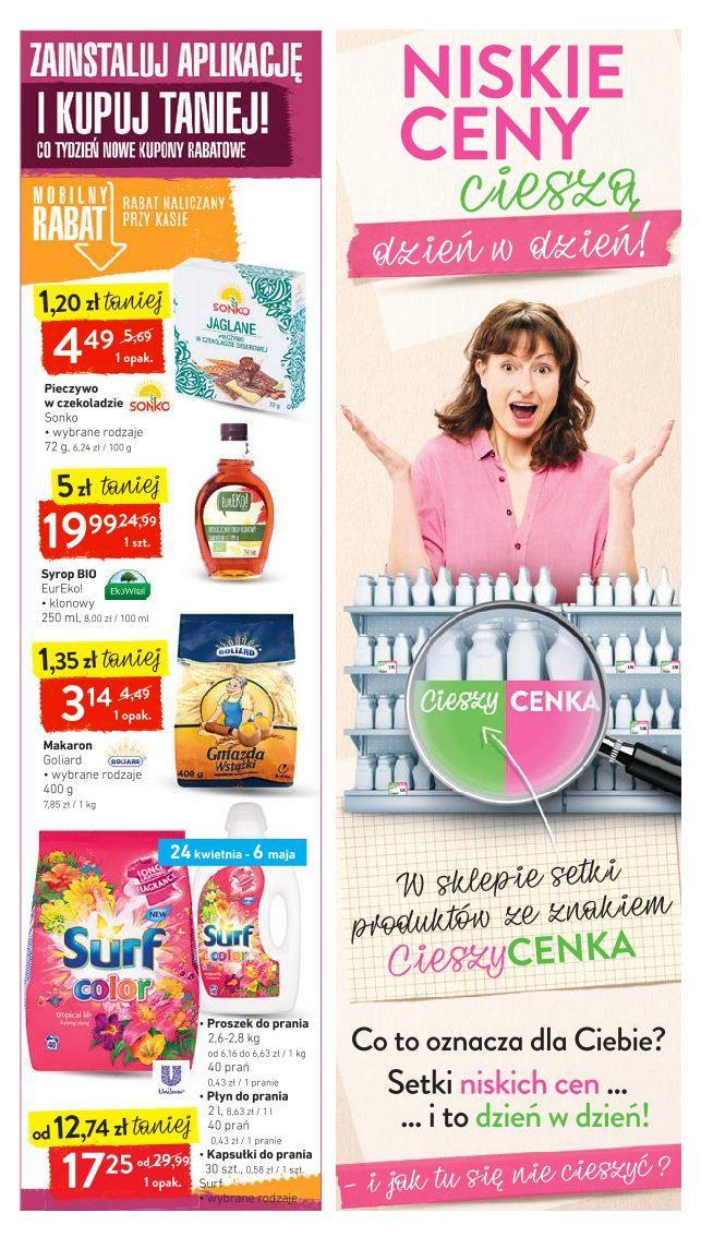Gazetka promocyjna Intermarche do 29/04/2019 str.16
