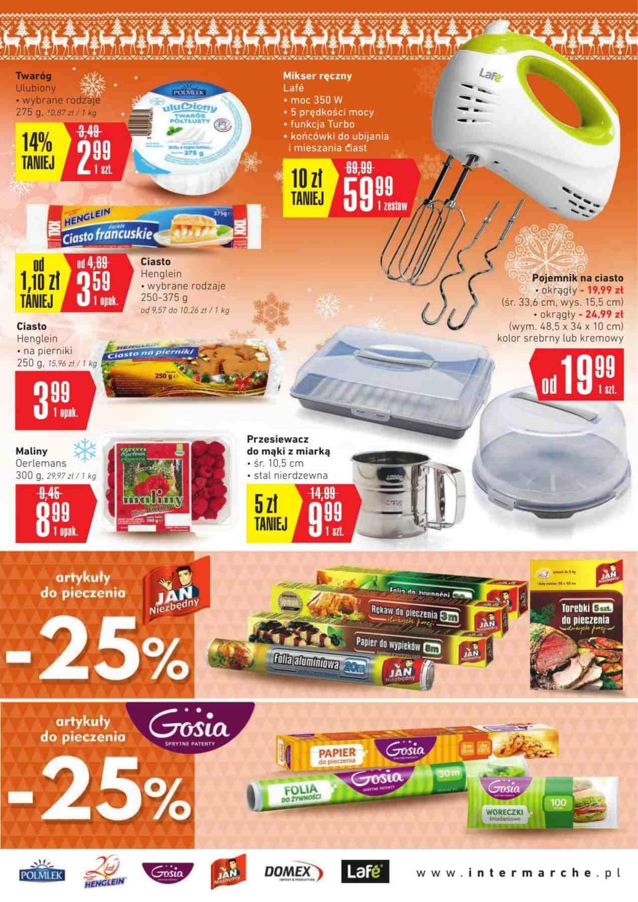 Gazetka promocyjna Intermarche do 17/12/2018 str.4