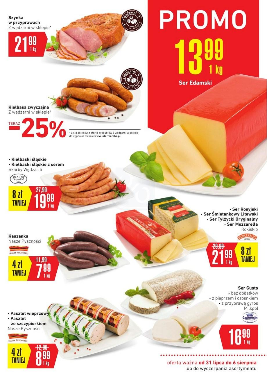 Gazetka promocyjna Intermarche do 06/08/2018 str.15