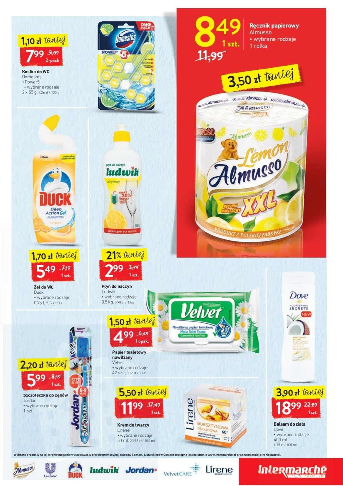 Gazetka promocyjna Intermarche do 26/08/2019 str.18