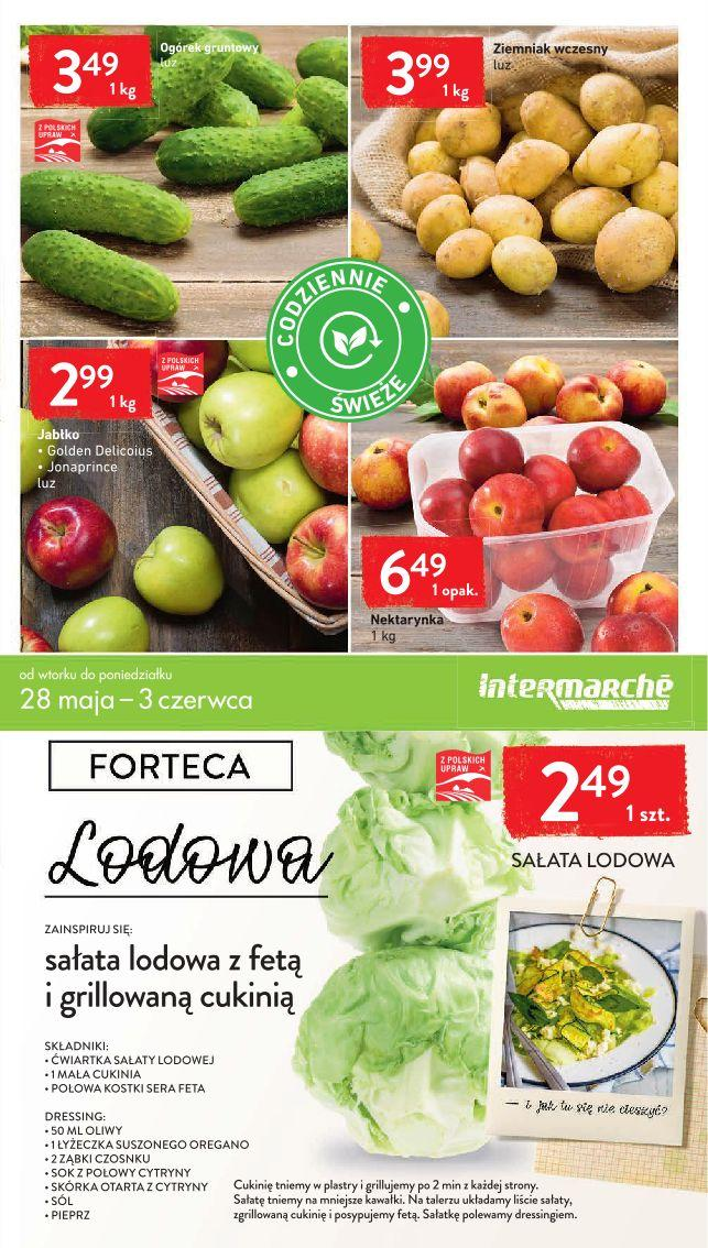 Gazetka promocyjna Intermarche do 03/06/2019 str.4