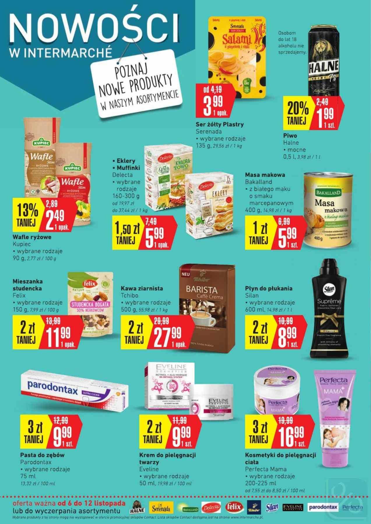 Gazetka promocyjna Intermarche do 12/11/2018 str.20
