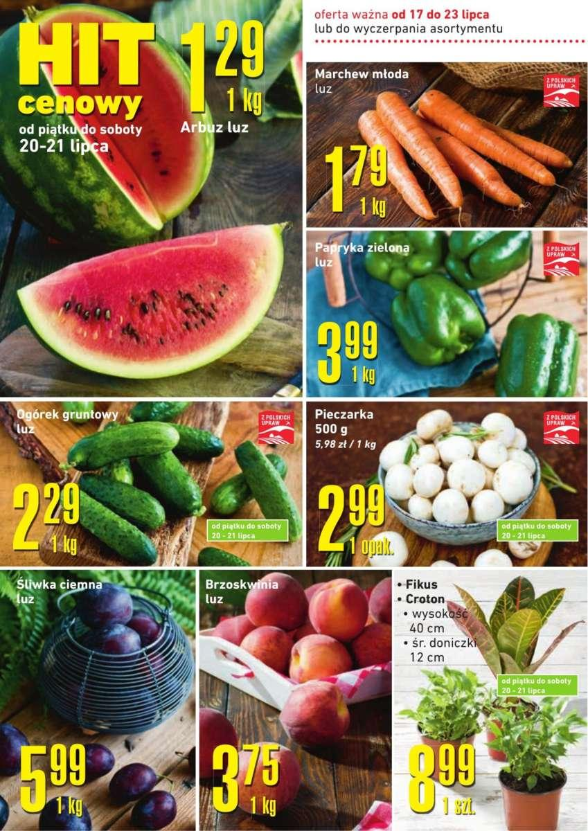 Gazetka promocyjna Intermarche do 23/07/2018 str.3