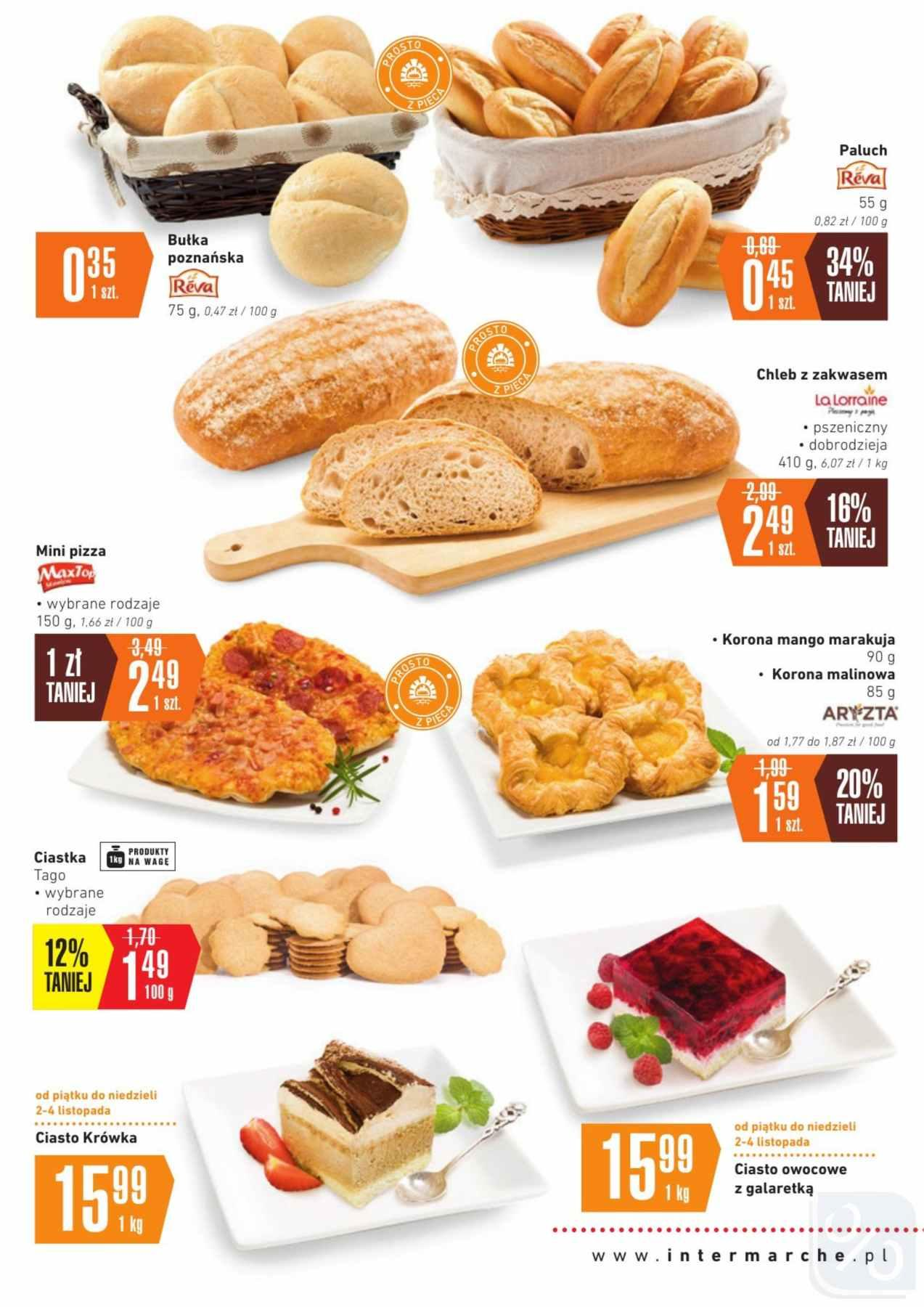 Gazetka promocyjna Intermarche do 05/11/2018 str.2