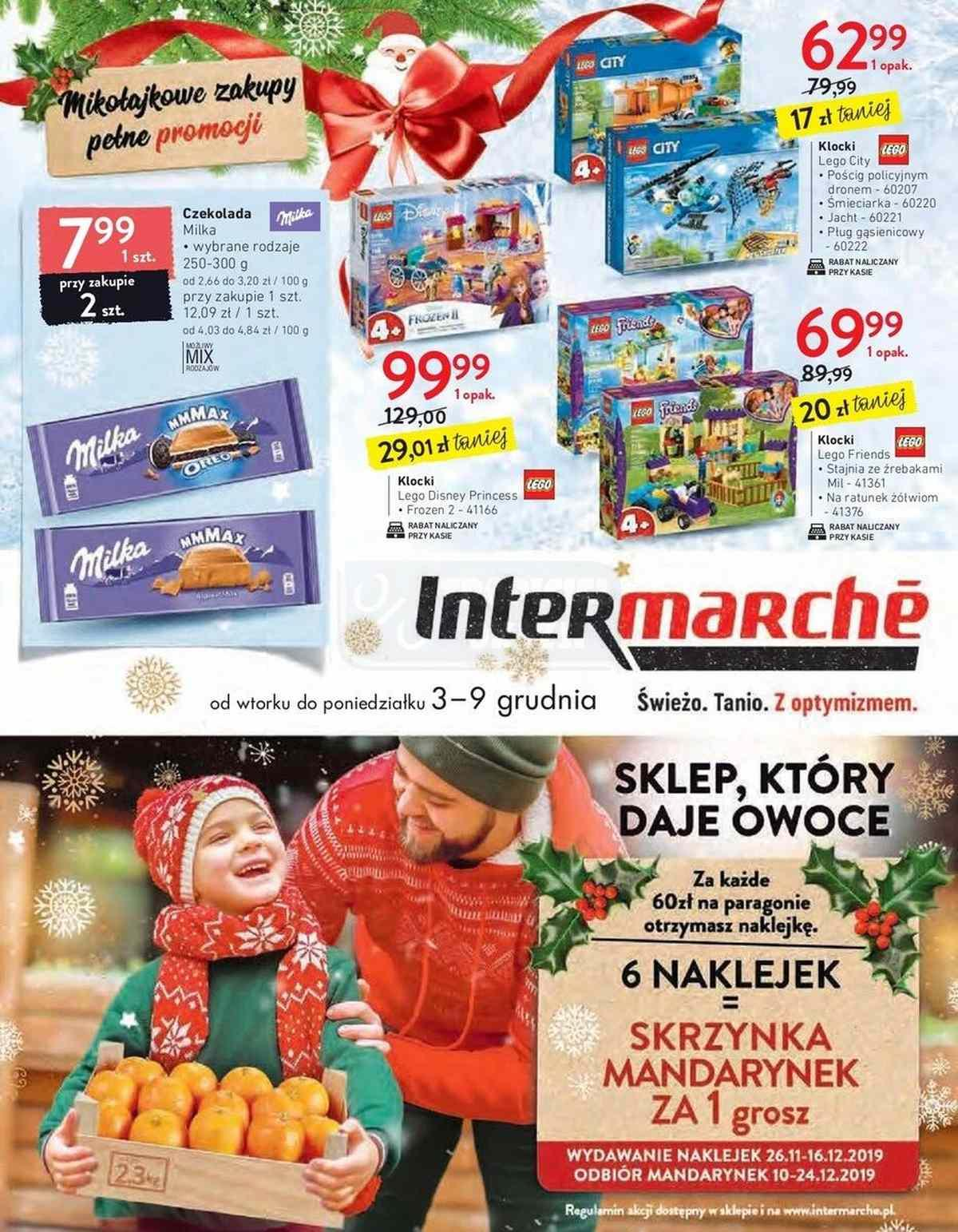 Gazetka promocyjna Intermarche do 09/12/2019 str.1