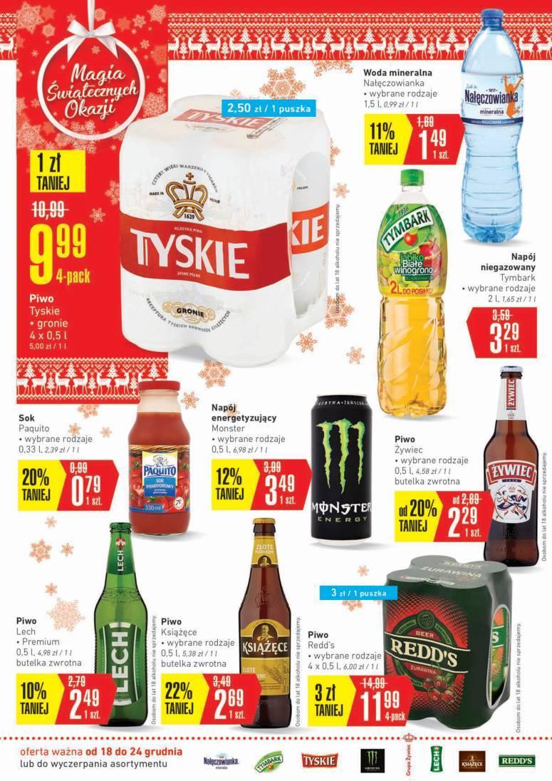 Gazetka promocyjna Intermarche do 24/12/2018 str.22