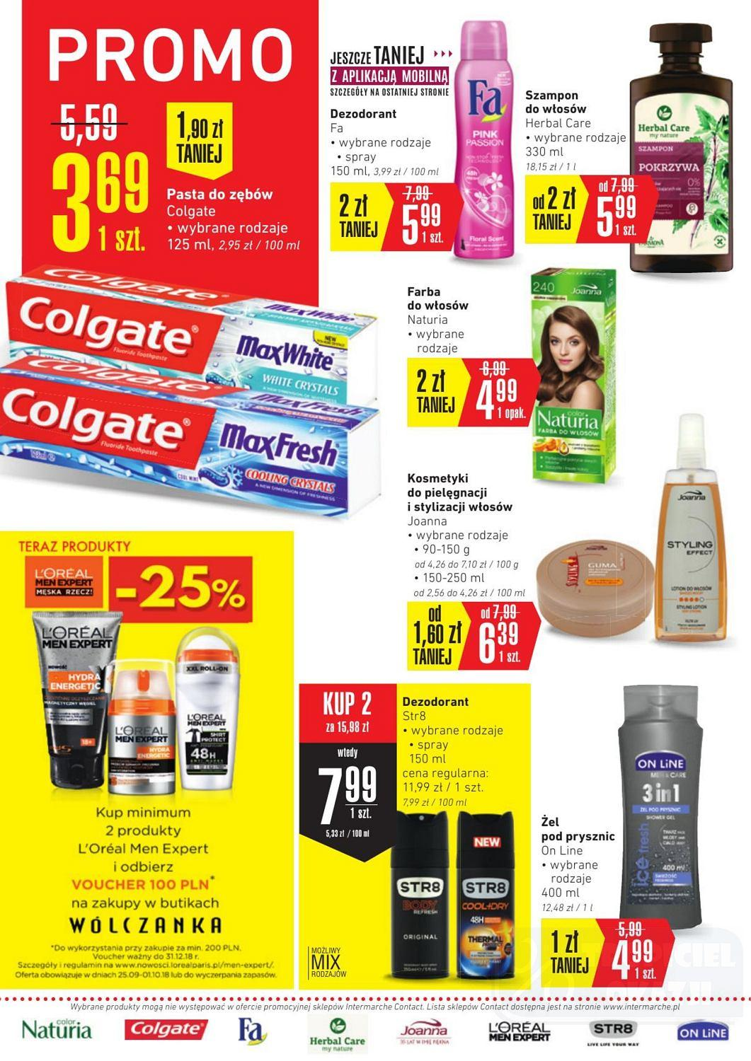 Gazetka promocyjna Intermarche do 01/10/2018 str.19