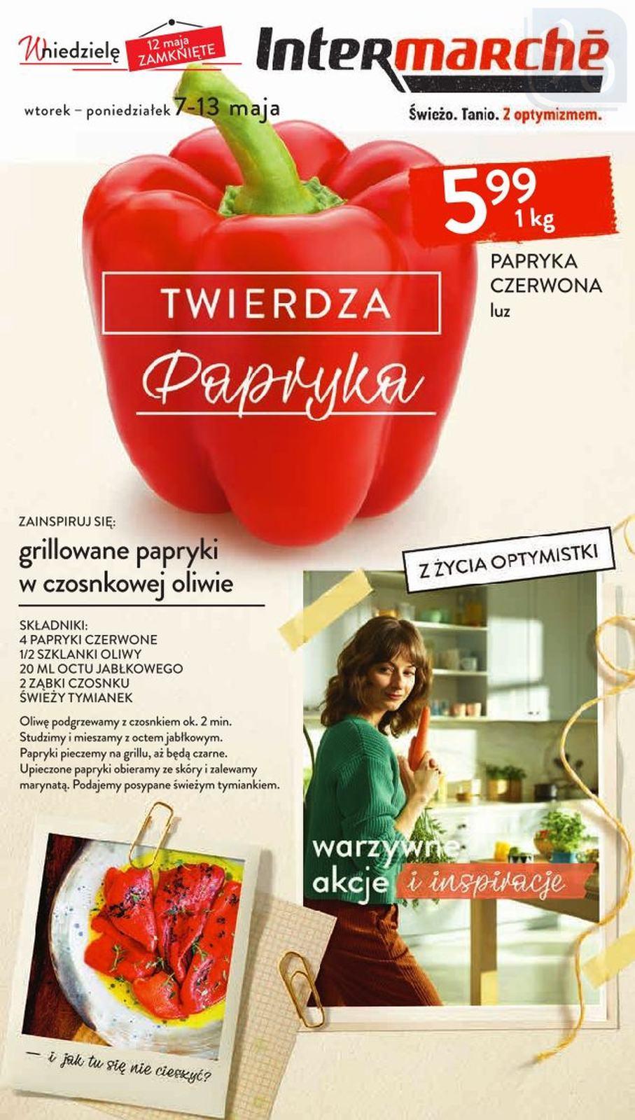 Gazetka promocyjna Intermarche do 13/05/2019 str.0