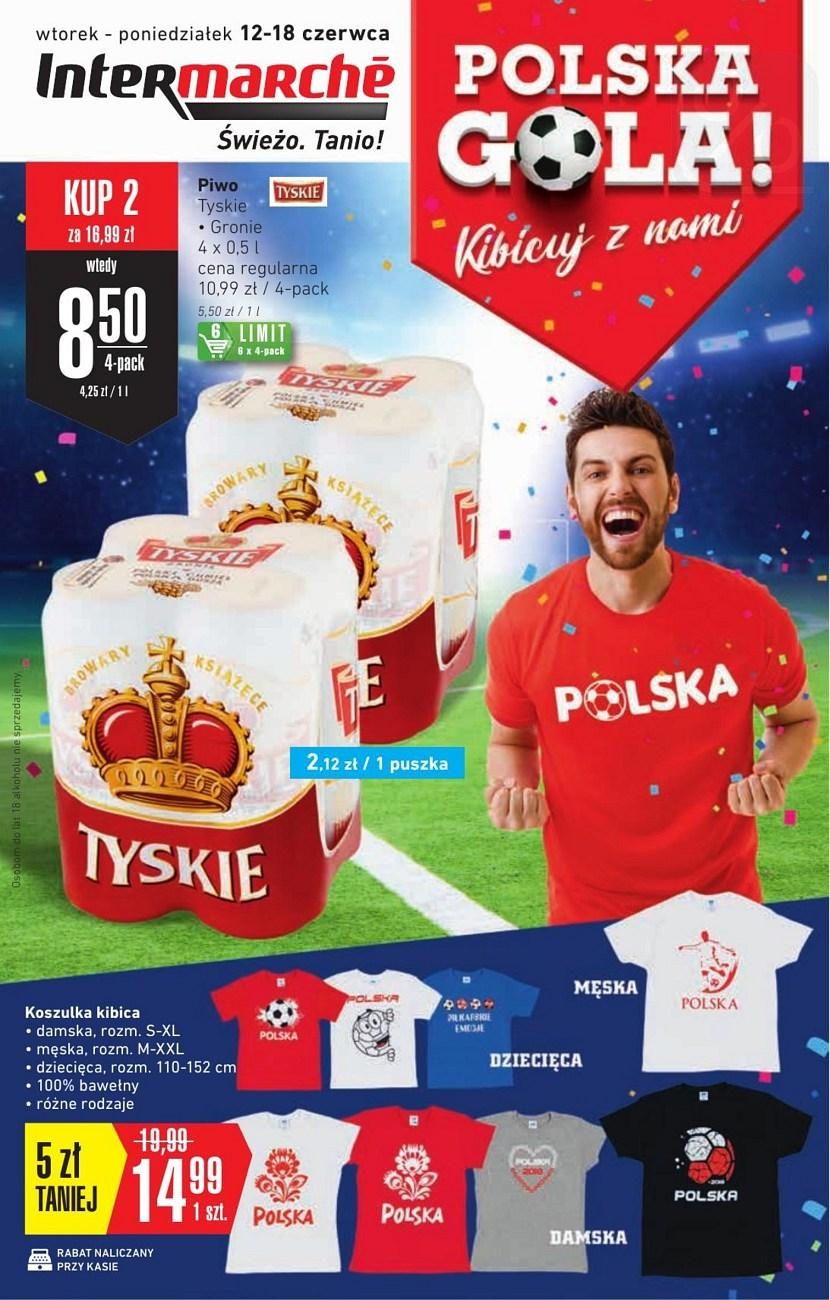 Gazetka promocyjna Intermarche do 18/06/2018 str.0