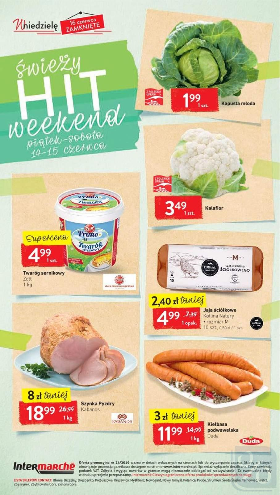 Gazetka promocyjna Intermarche do 17/06/2019 str.27