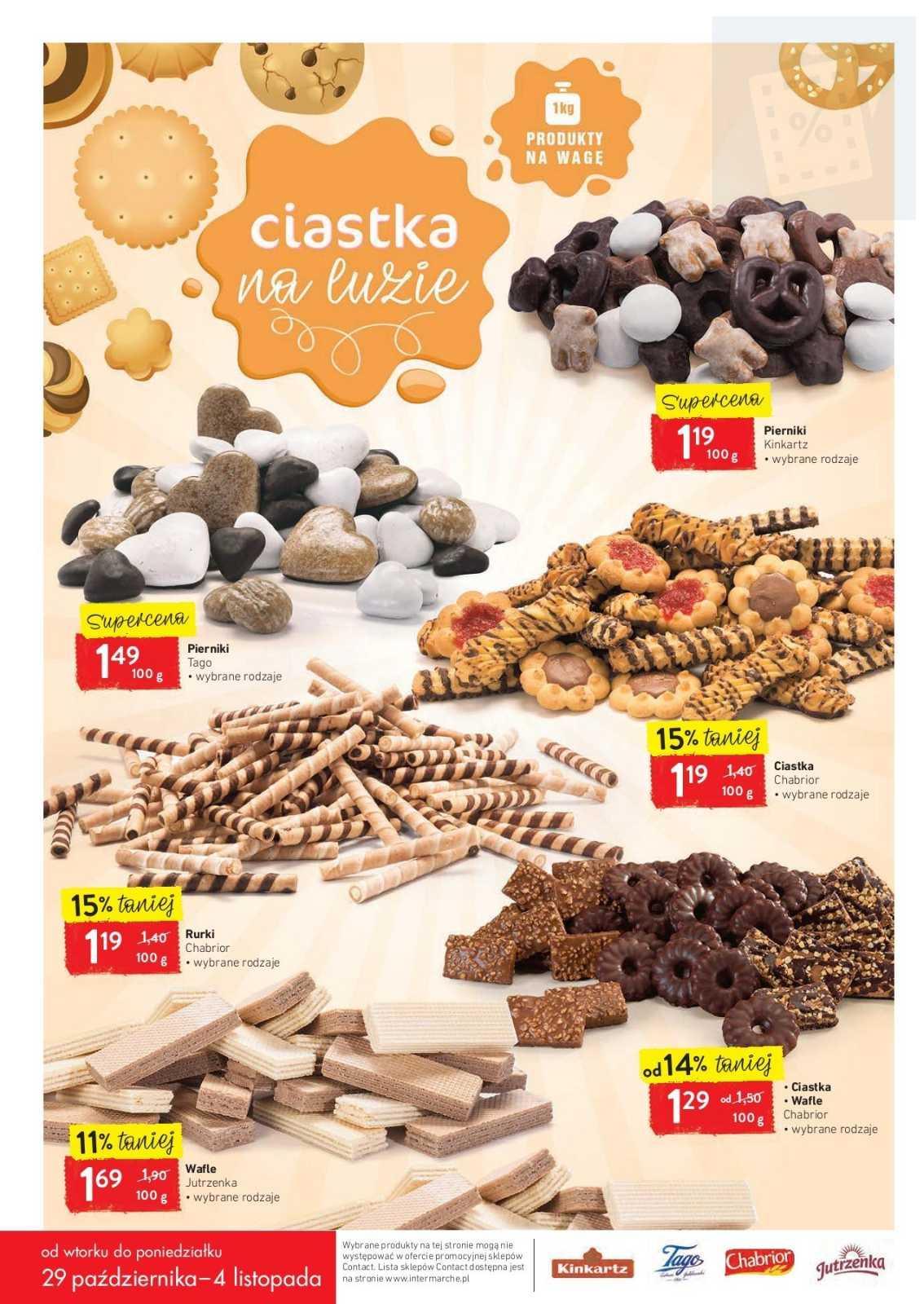 Gazetka promocyjna Intermarche do 04/11/2019 str.23