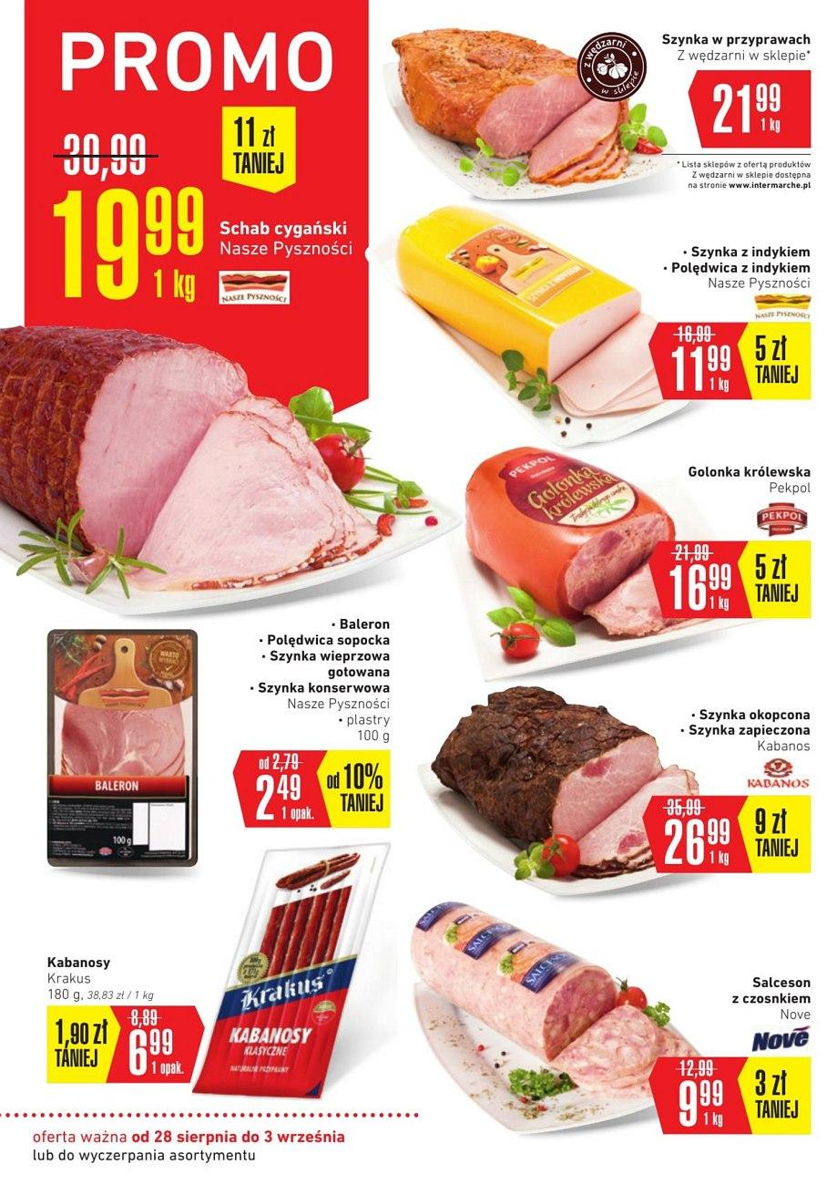 Gazetka promocyjna Intermarche do 03/09/2018 str.8