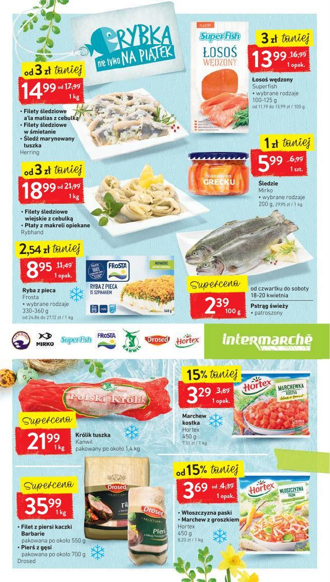 Gazetka promocyjna Intermarche do 20/04/2019 str.16