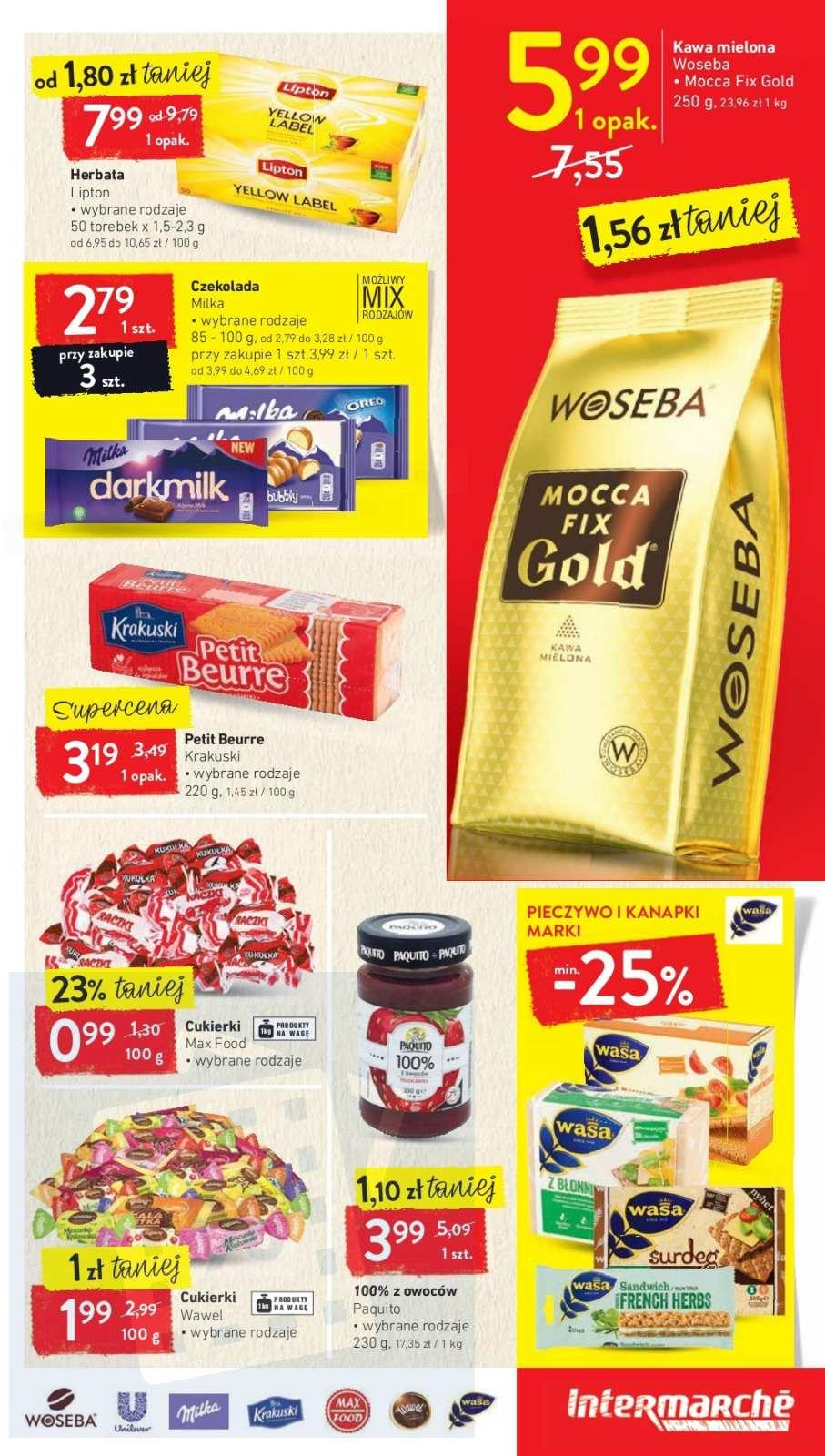Gazetka promocyjna Intermarche do 19/08/2019 str.12
