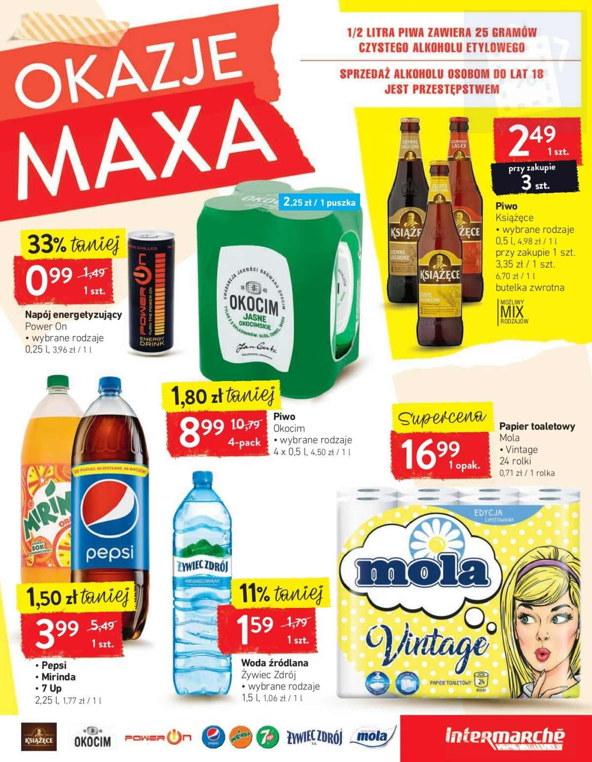 Gazetka promocyjna Intermarche do 18/11/2019 str.4