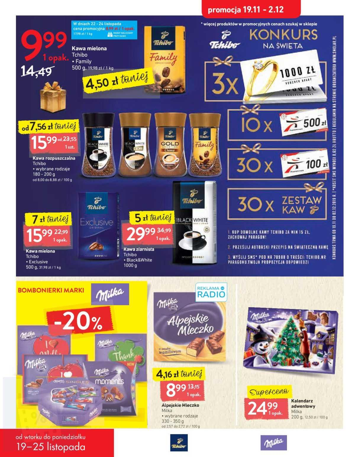 Gazetka promocyjna Intermarche do 25/11/2019 str.19