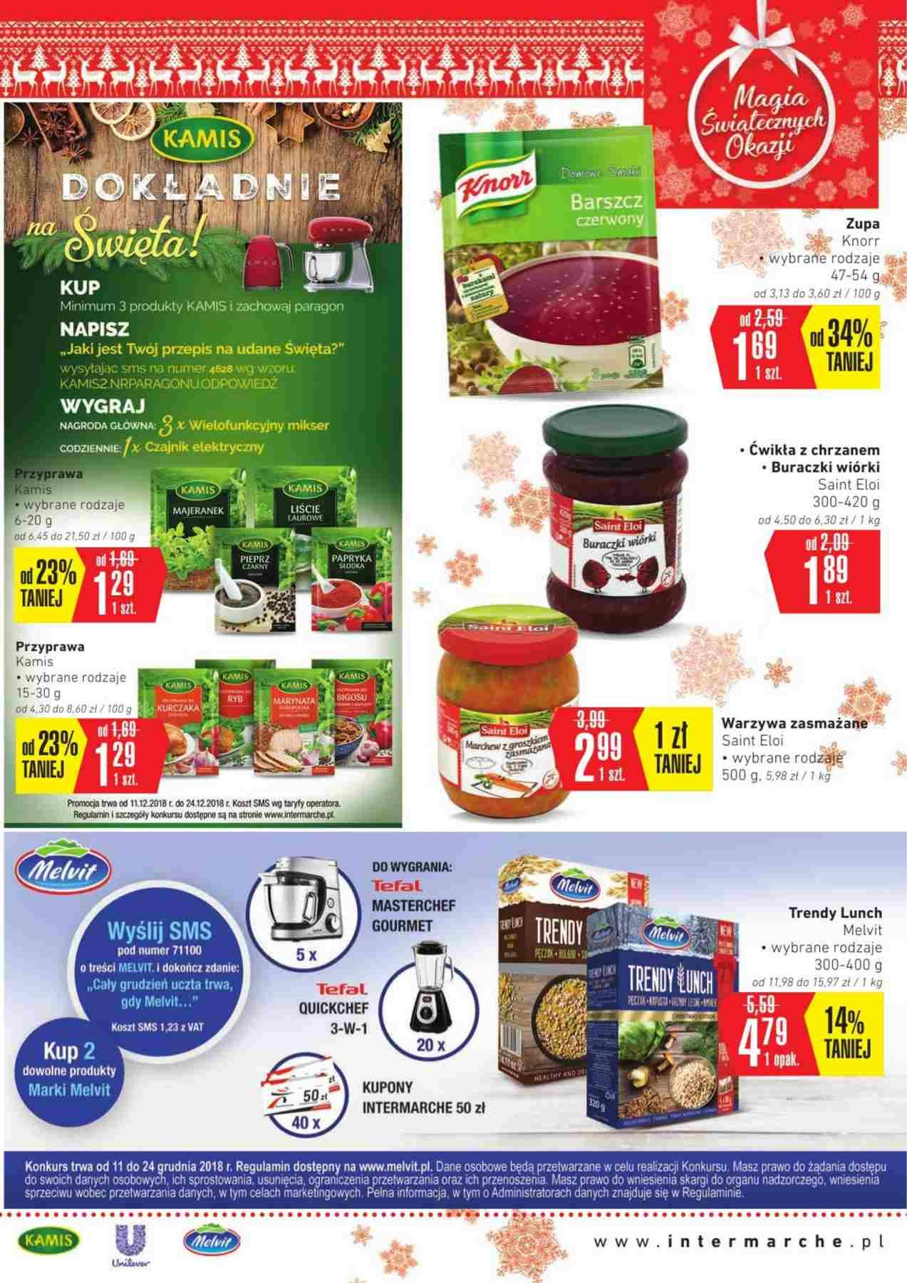 Gazetka promocyjna Intermarche do 17/12/2018 str.16