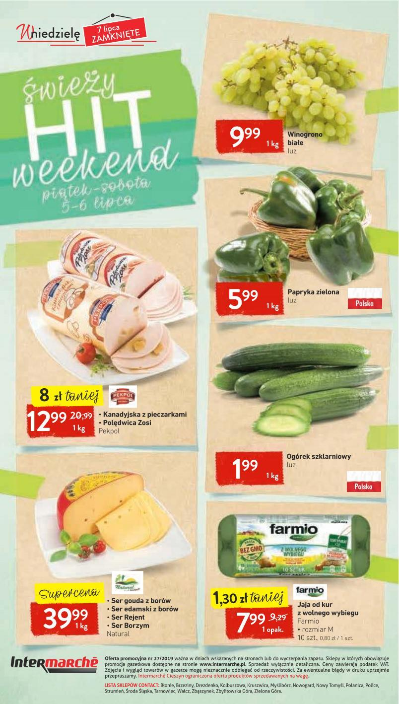 Gazetka promocyjna Intermarche do 08/07/2019 str.23