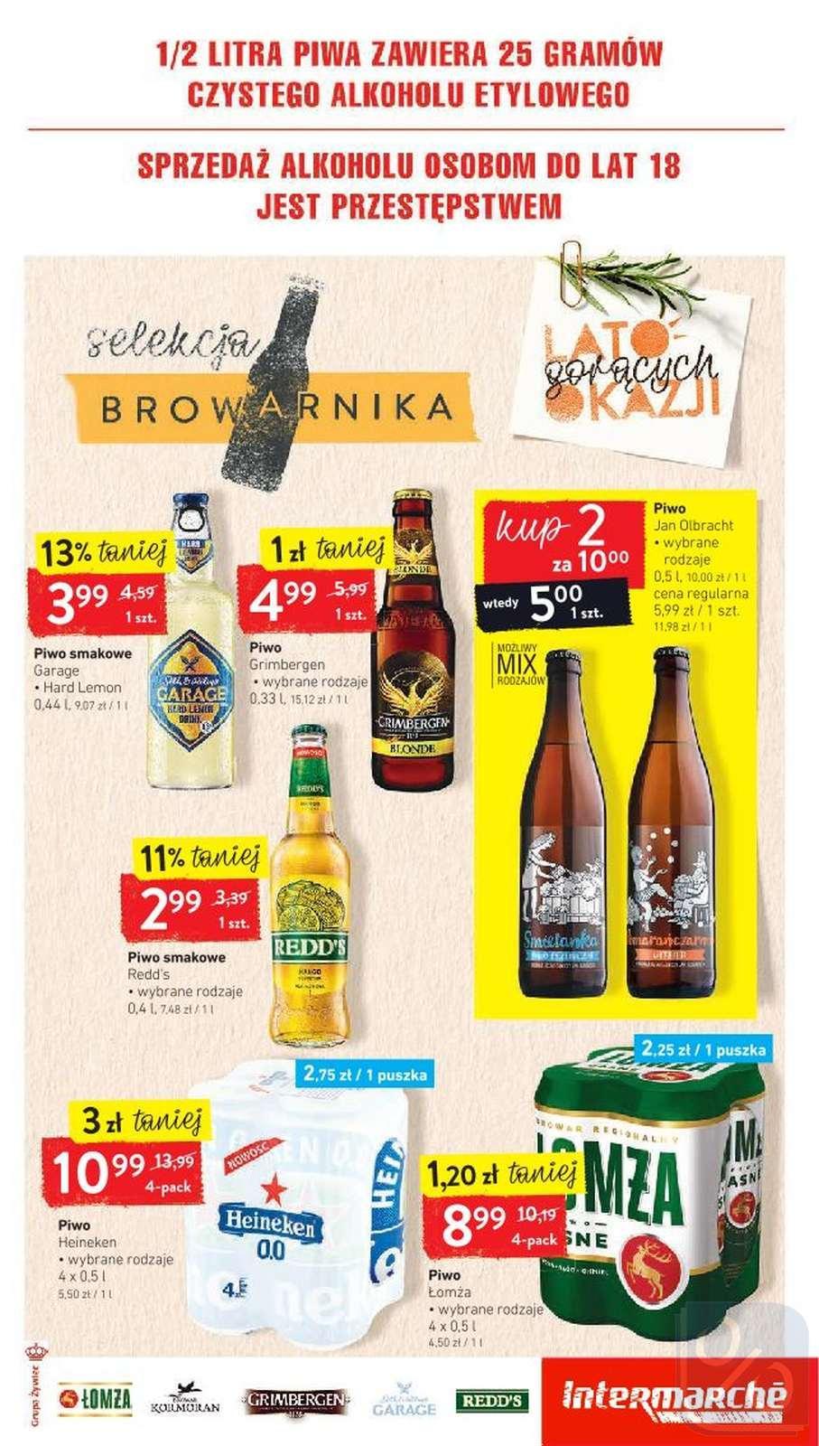 Gazetka promocyjna Intermarche do 17/06/2019 str.23