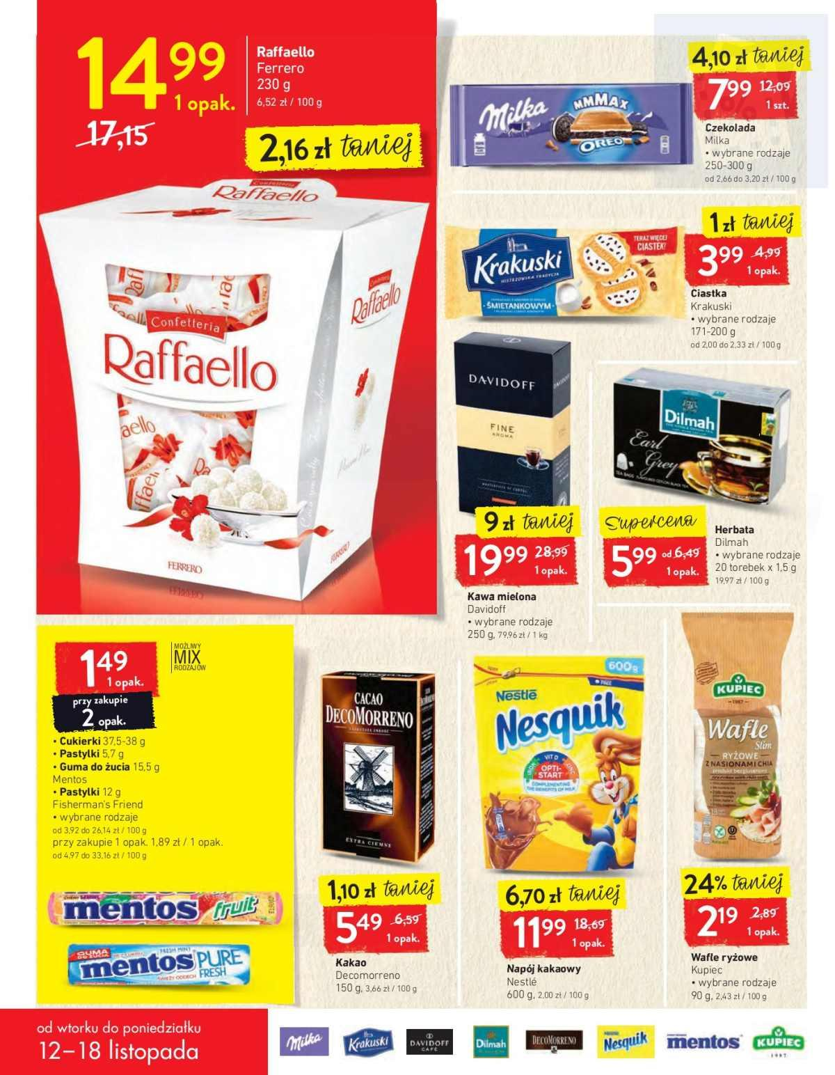Gazetka promocyjna Intermarche do 18/11/2019 str.19