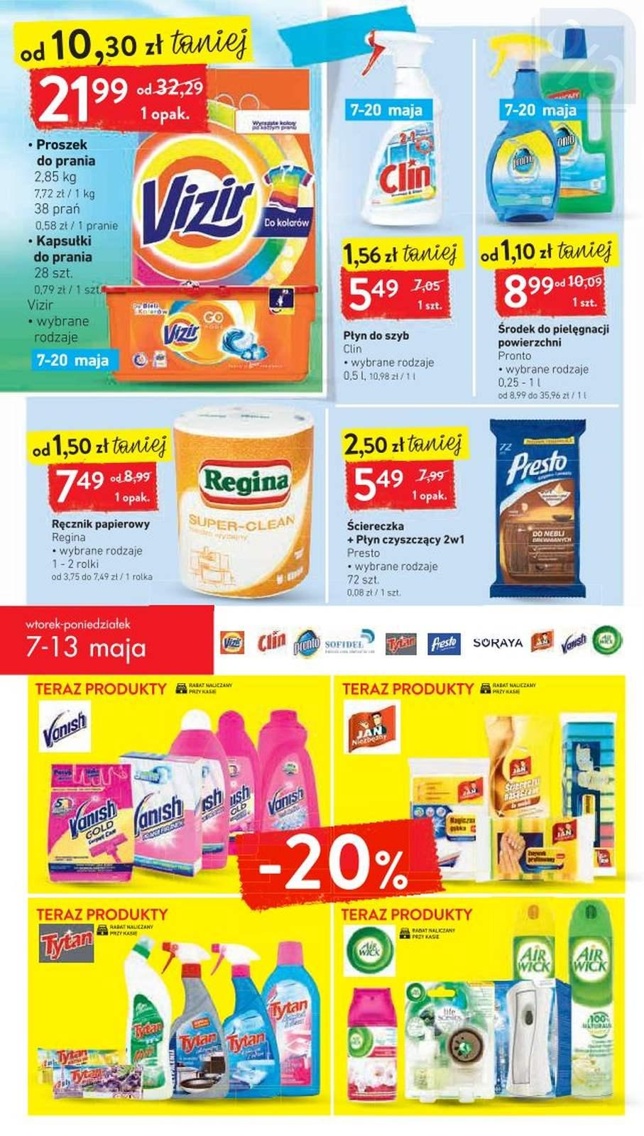 Gazetka promocyjna Intermarche do 13/05/2019 str.20