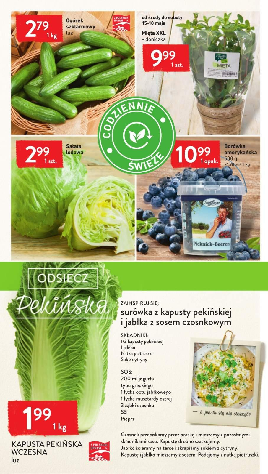 Gazetka promocyjna Intermarche do 20/05/2019 str.3