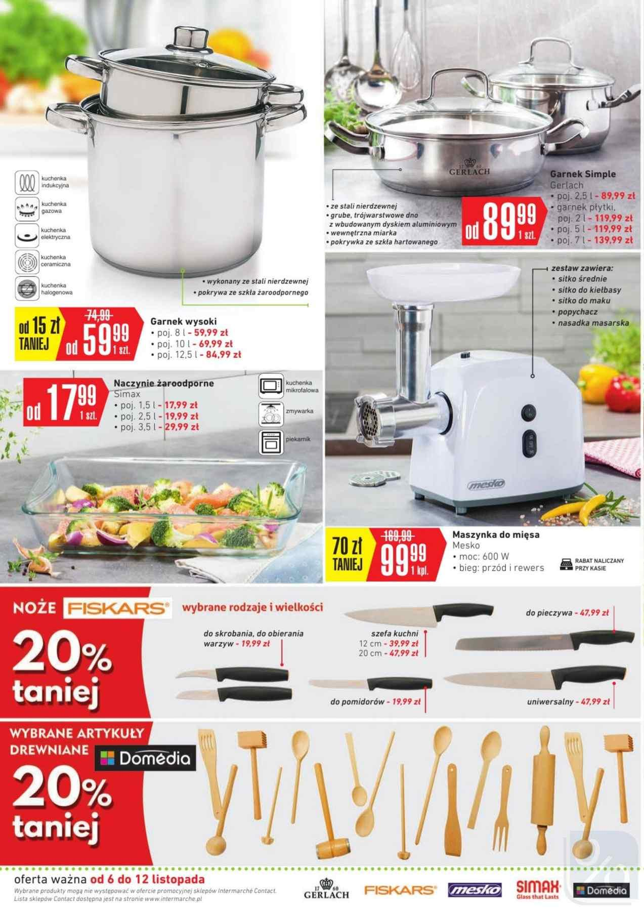 Gazetka promocyjna Intermarche do 12/11/2018 str.22