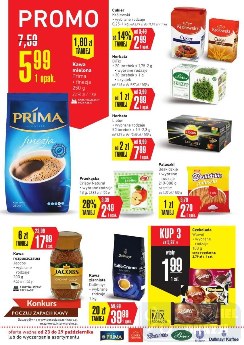 Gazetka promocyjna Intermarche do 29/10/2018 str.9