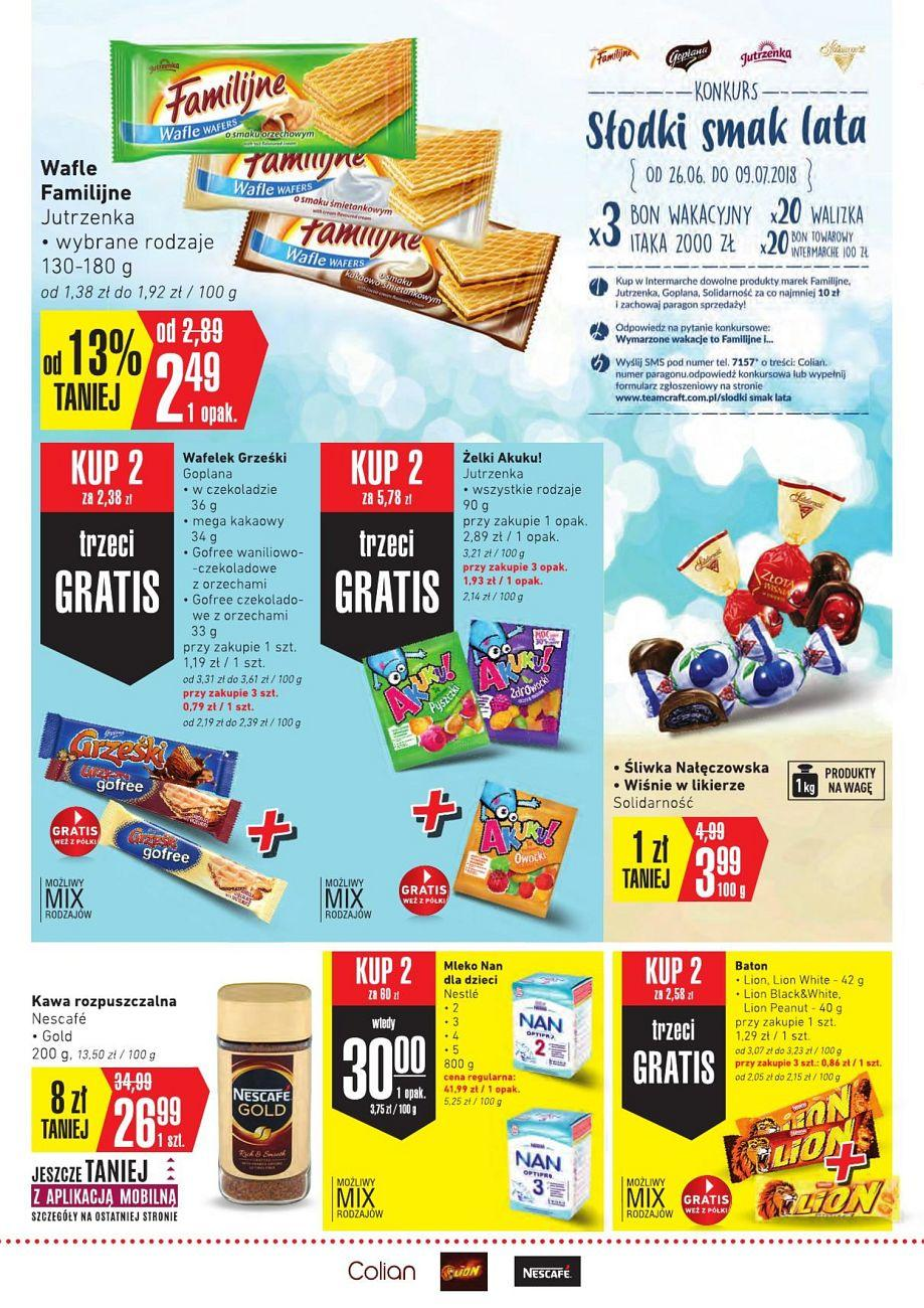 Gazetka promocyjna Intermarche do 02/07/2018 str.11