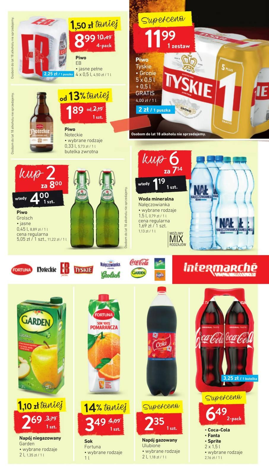 Gazetka promocyjna Intermarche do 20/05/2019 str.15