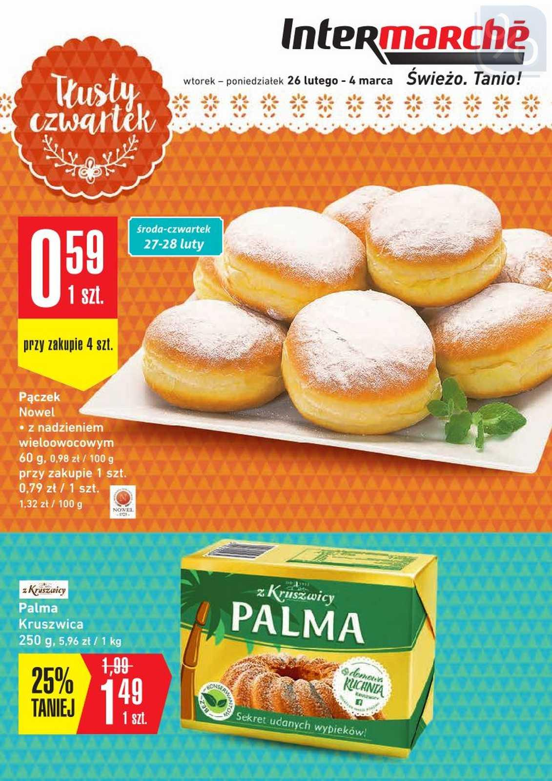 Gazetka promocyjna Intermarche do 04/03/2019 str.0