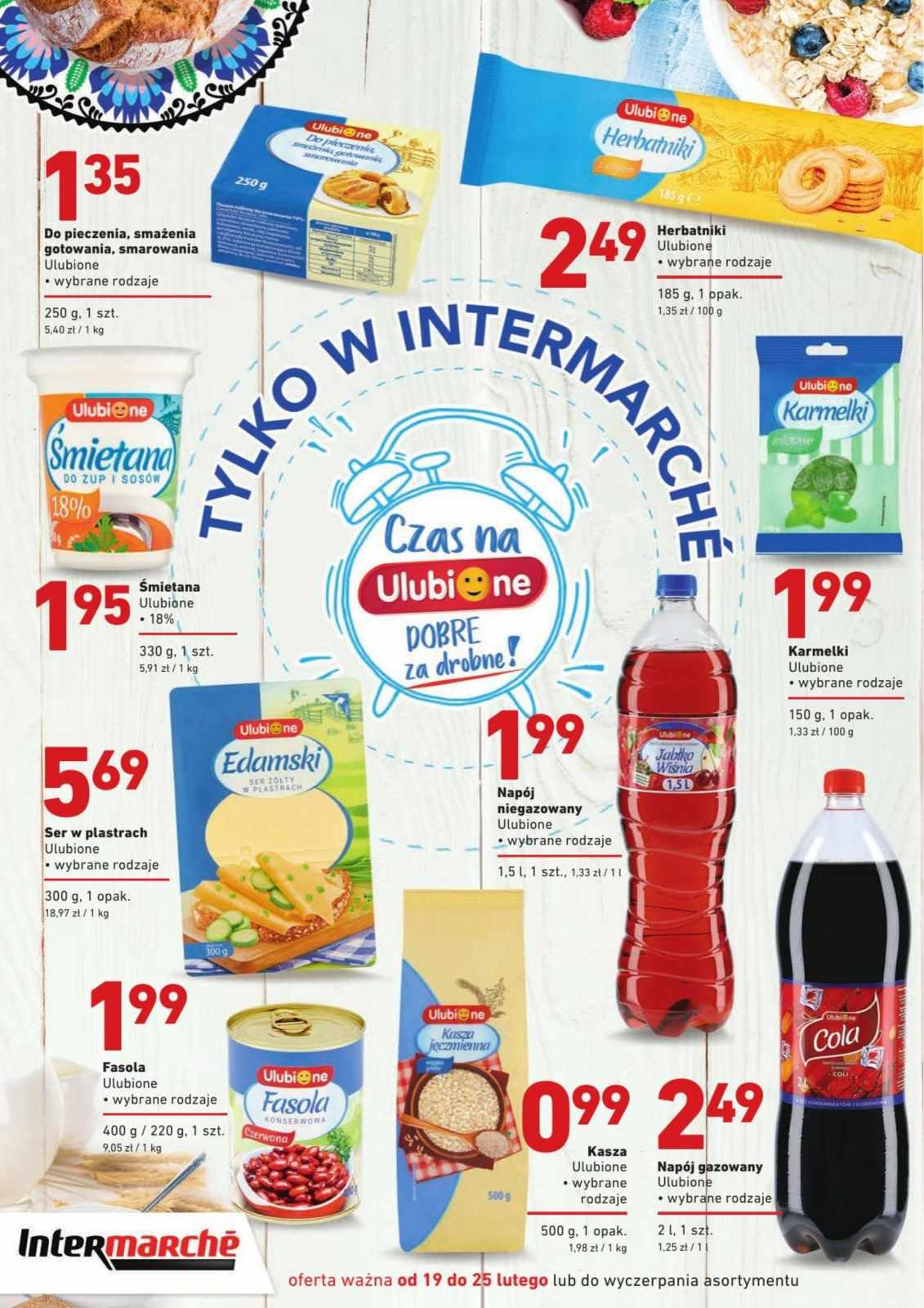 Gazetka promocyjna Intermarche do 25/02/2019 str.13